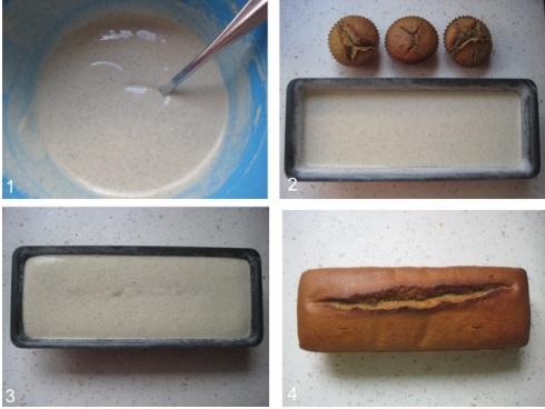 Recette de pain sans gluten facile