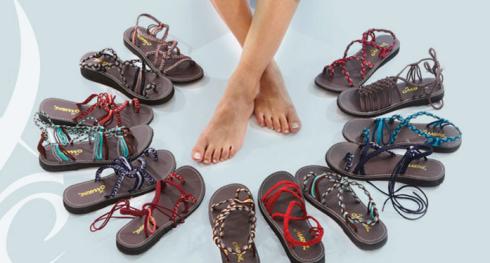 lamarine-sandales