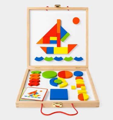 Play Set Magnetic Tanagram